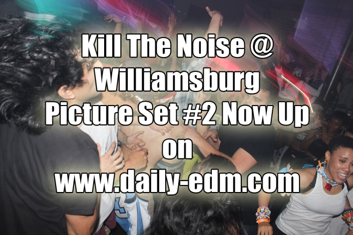 kill the noise pictures are up