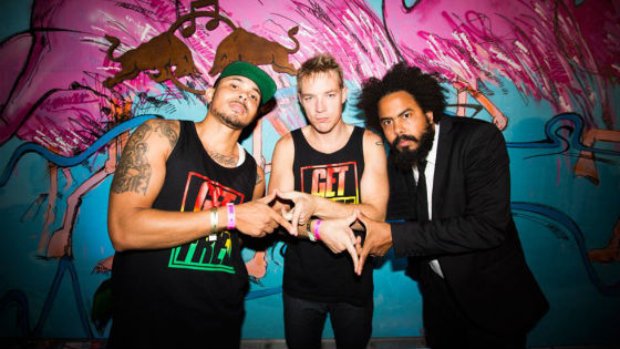 picture of major lazer